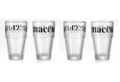 Latte-Macchiato Bögre szett