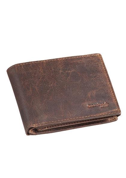 Bőrpénztárca 3-részes, Greenland