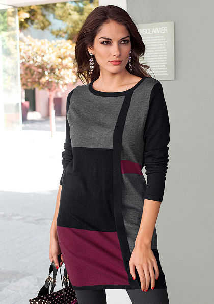 Dlouhý pulovr, Vivance Collection
