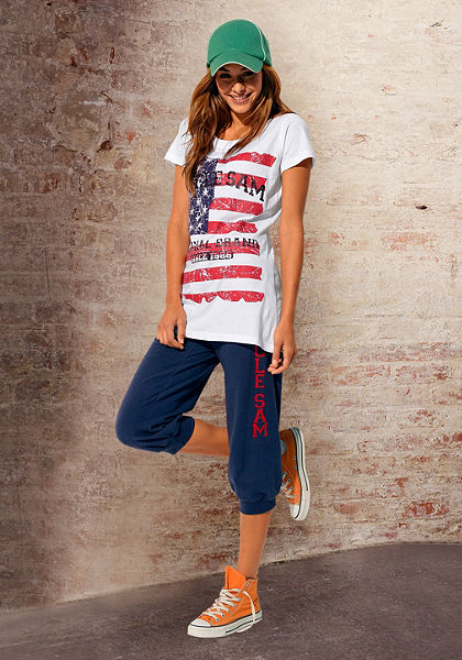 Halásznadrágos pizsama, Uncle Sam