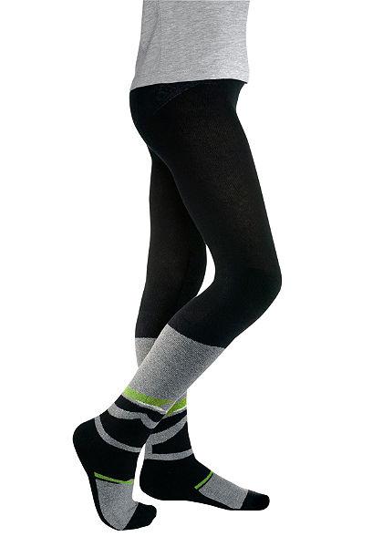 Dětské punčochové kalhoty, CFL
