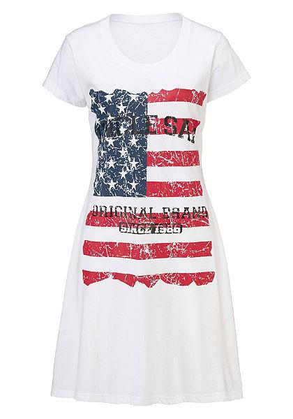 Nočná košeľa, Uncle Sam