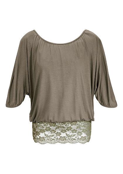 Krajkové tričko, Aniston