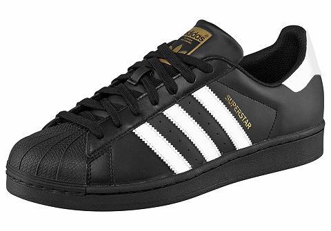adidas Originals adidas Tenisky, »Superstar« černá - standardní velikost 42