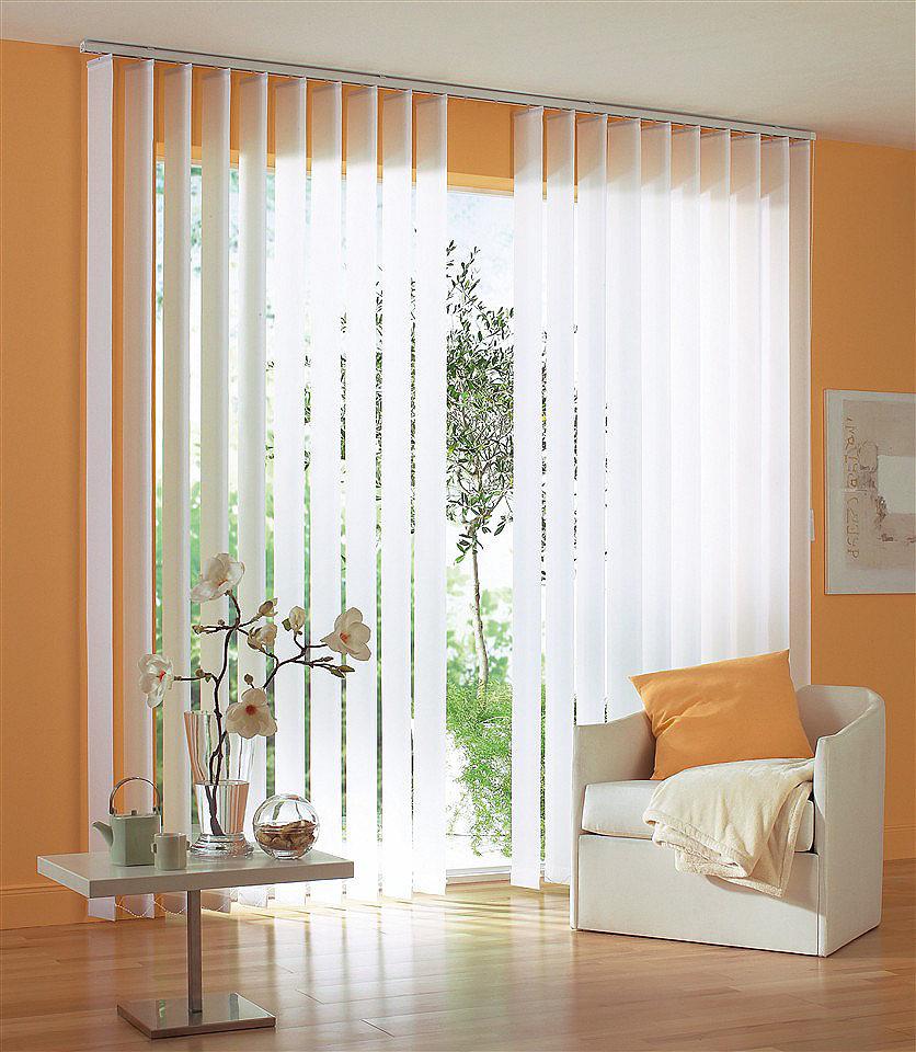 vertikal lamellen vorhang sunlines im fixma lichtschutz im otto shop. Black Bedroom Furniture Sets. Home Design Ideas