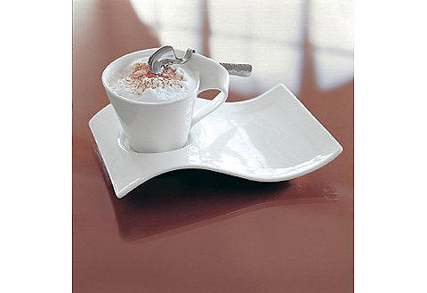 cappuccino k szlet villeroy boch new wave 8 r szes. Black Bedroom Furniture Sets. Home Design Ideas