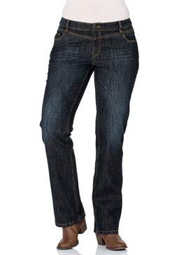 Strečové džínsy, sheego