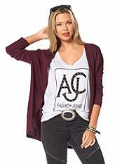 Oversize úpletová vesta, AJC
