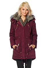 Parka, Laura Scott