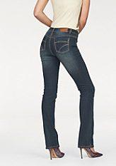 Rovné strečové džínsy Blues, Arizona