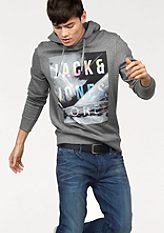 Jack & Jones Mikina s kapucí »JCO NAN SWEAT HOOD«