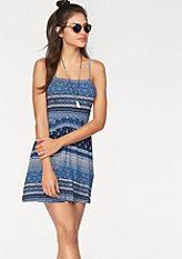 AJC Krátké šaty »i bez ramínek«