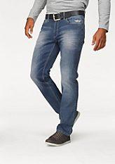 Arizona Elastické džínsy »Jim«