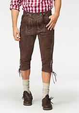 Wiesenprinz Kožené kalhoty