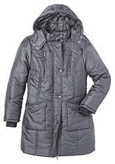 Prešívaný kabát, sheego