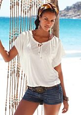 Plážové tričko, LASCANA