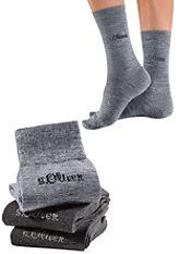 Dámske ponožky, s.Oliver (3 páry)