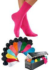 Dámske ponožky, Big Box (20 párov)